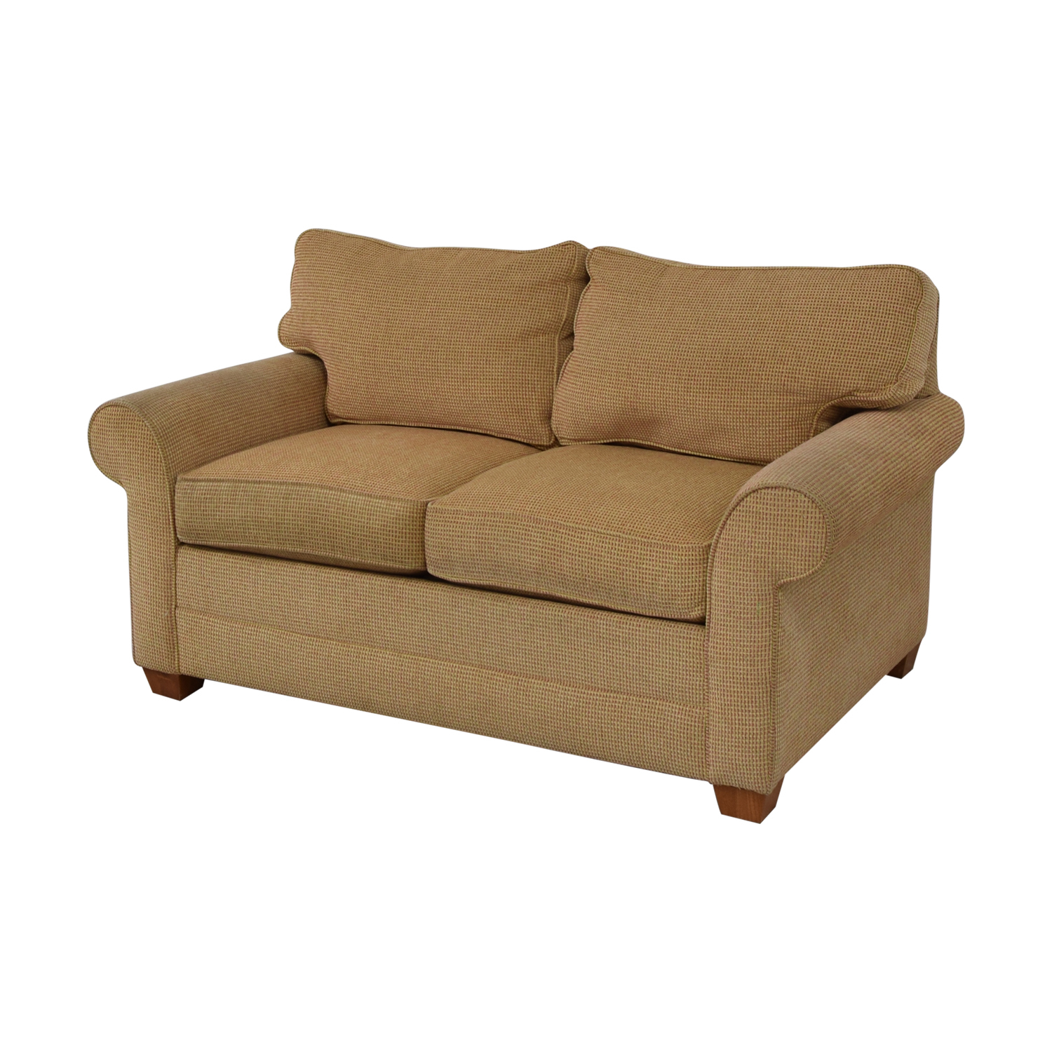 79% Off – Ethan Allen Ethan Allen Loveseat Sofa / Sofas With Regard To Ethan Allen Sofas And Chairs (View 3 of 15)