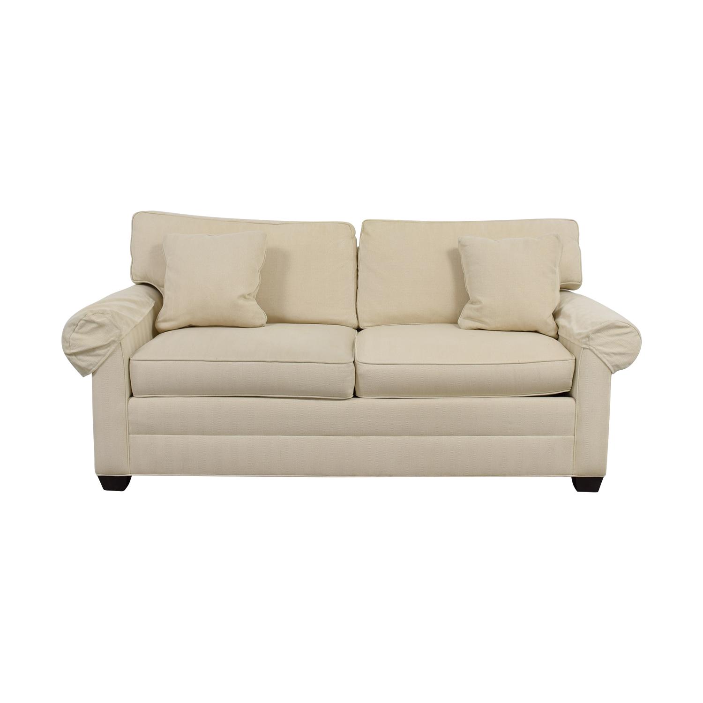 90% Off – Ethan Allen Ethan Allen Bennett Sofa / Sofas Inside Ethan Allen Sofas And Chairs (View 15 of 15)