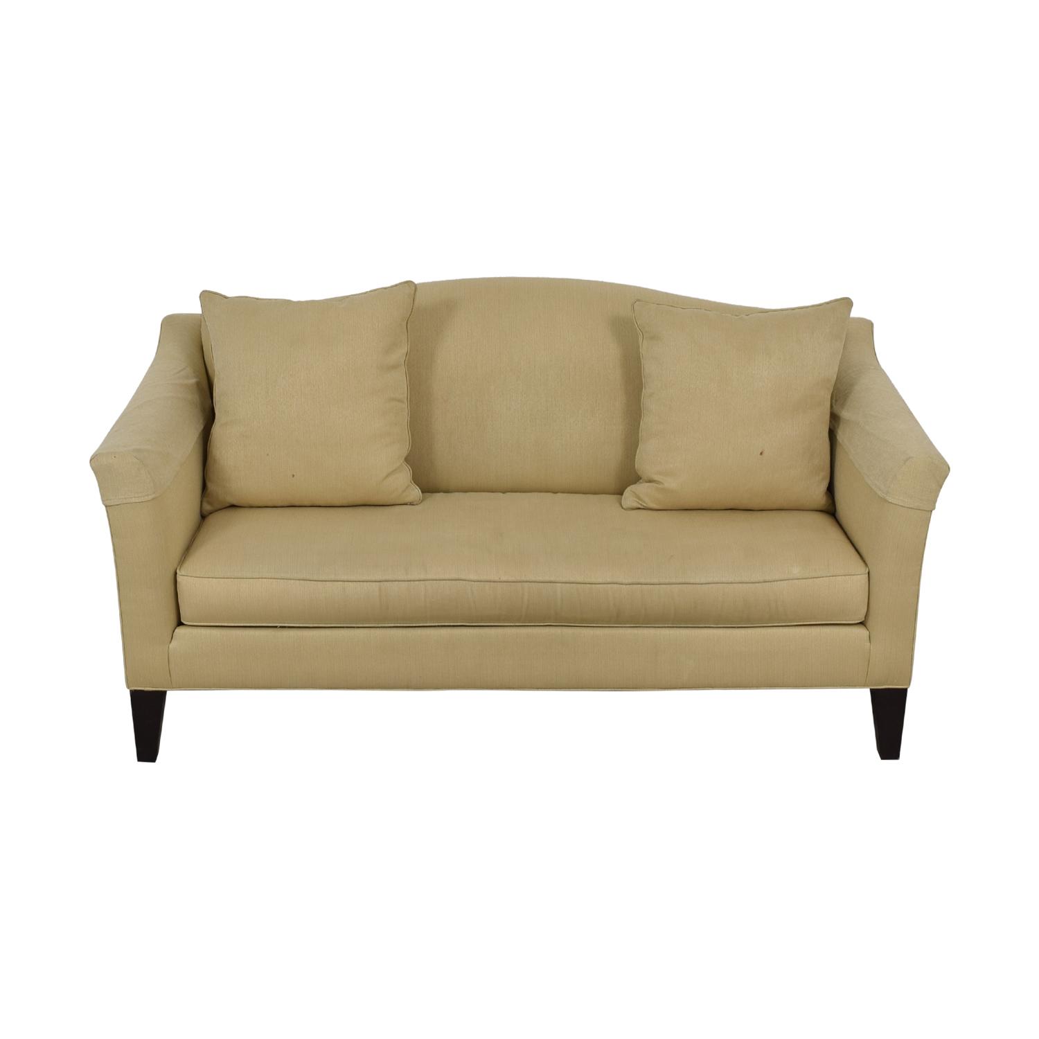 90% Off – Ethan Allen Ethan Allen Hartwell Camel Single Pertaining To Ethan Allen Sofas And Chairs (View 10 of 15)