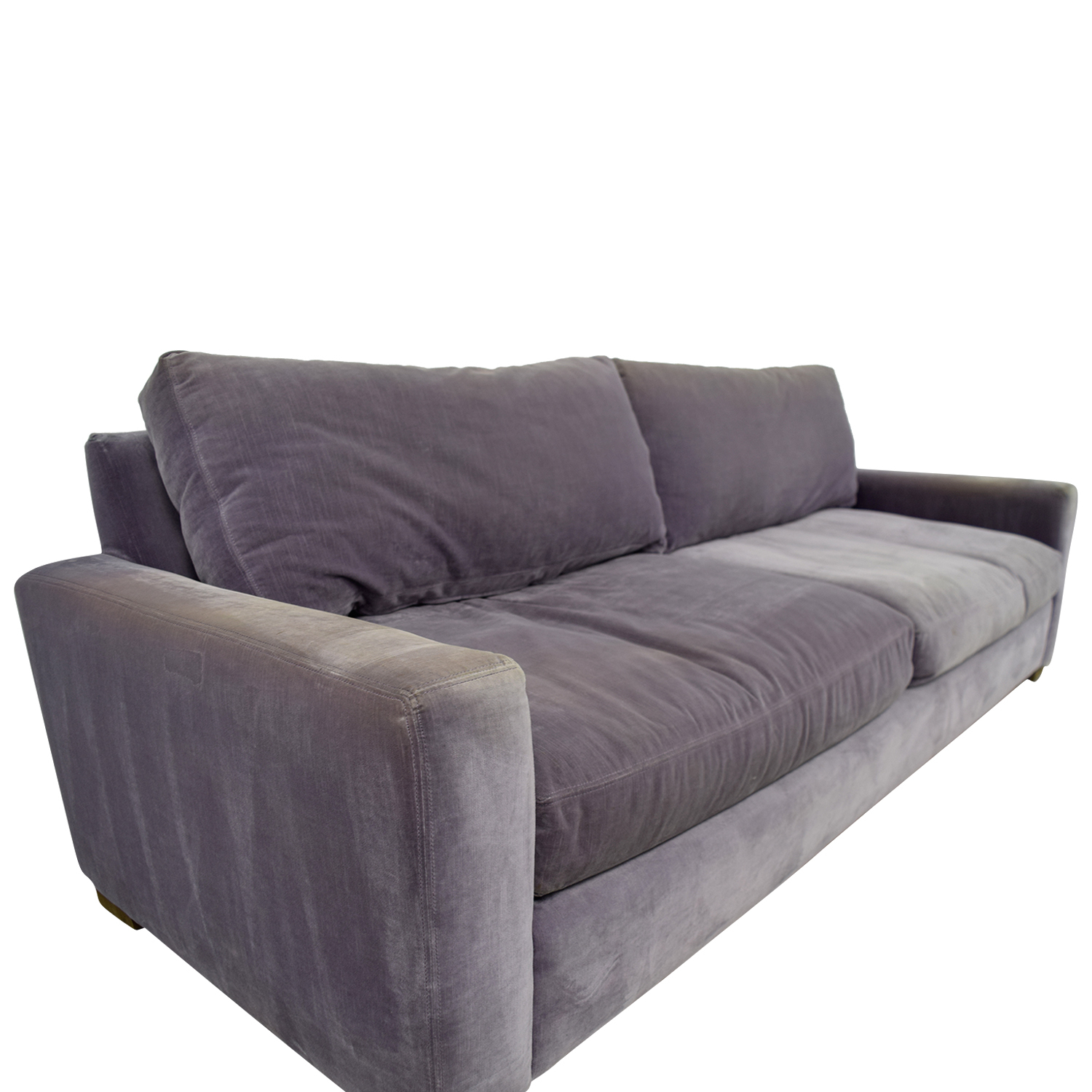 90% Off – Restoration Hardware Restoration Hardware Throughout Down Filled Sofas (View 3 of 15)