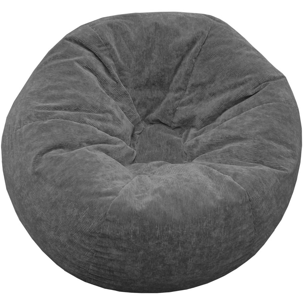 Adult Bean Bag Chair – Extra Large In Bean Bag Chairs Pertaining To Bean Bag Sofas And Chairs (Photo 12 of 15)