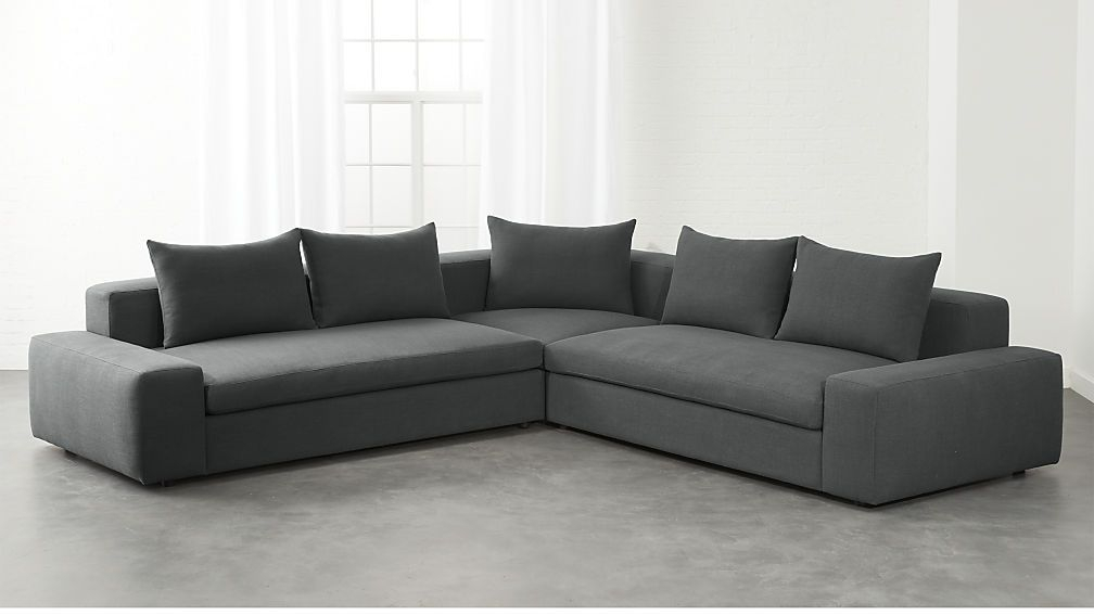 Arlowidearm3Pcsectironshs18 1X1 | Sectional Sofa, Modern With Wide Sofa Chairs (View 4 of 15)