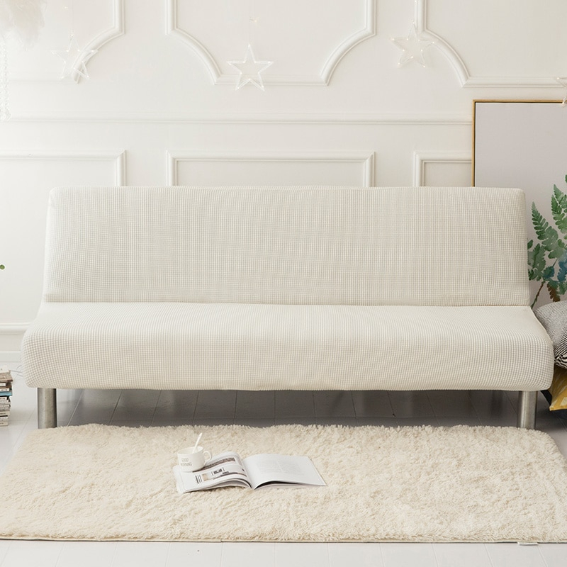 Armless Sofa Cover Sofa Slipcovers Couch Covers Sofa Intended For Armless Sectional Sofas (View 15 of 15)