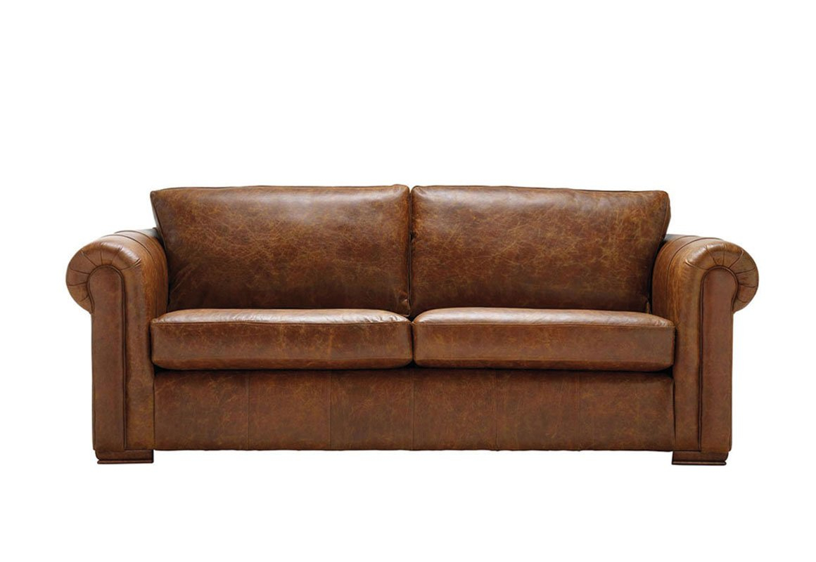 Aspen 4 Seater Leather Sofa – Sale Now On! For Aspen Leather Sofas (View 14 of 15)