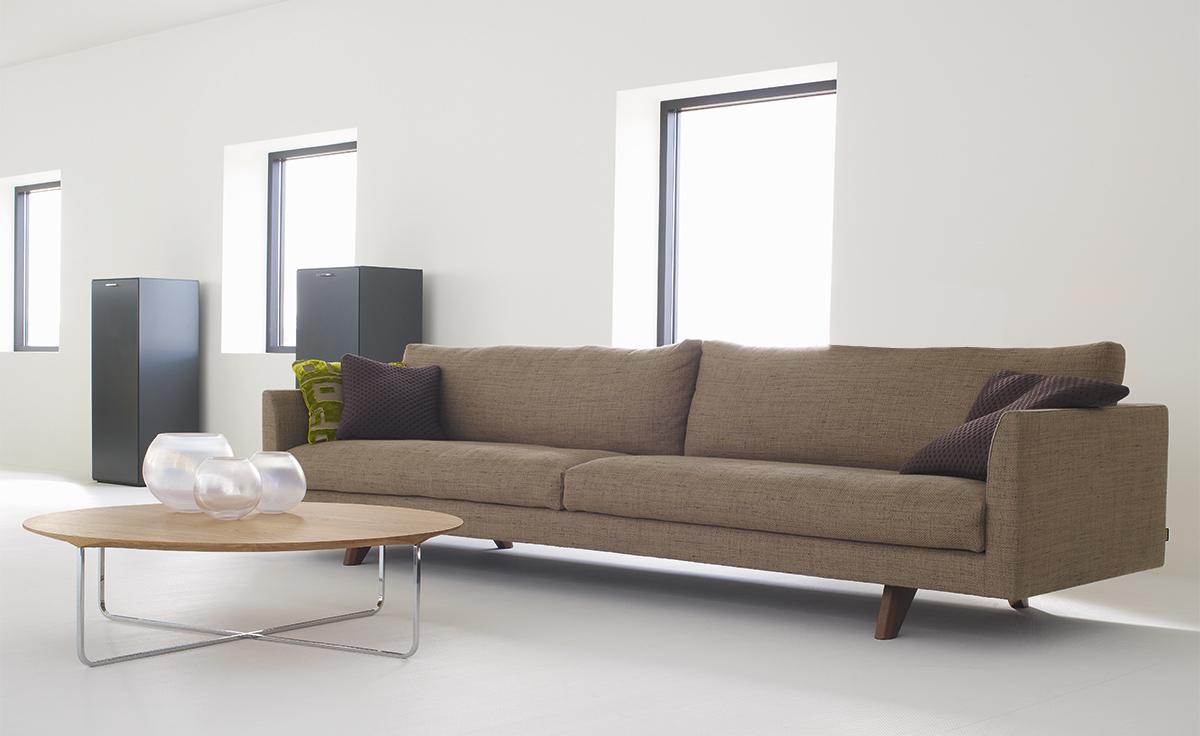 Axel 4 Seat Sofa – Hivemodern Pertaining To Four Seater Sofas (View 5 of 15)