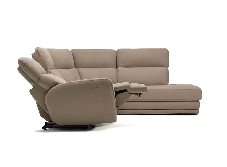 Bellevue High Back Corner Sofa From Rom Uk Intended For Sofas With High Backs (View 15 of 15)