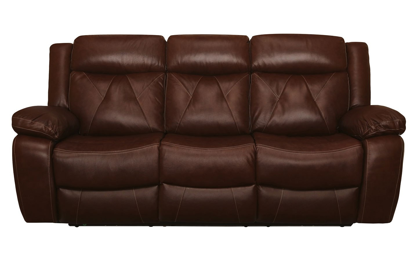 Benedict Dual Reclining Sofa (Light Brown) New Classic With Regard To Brown Sofa Chairs (View 8 of 15)