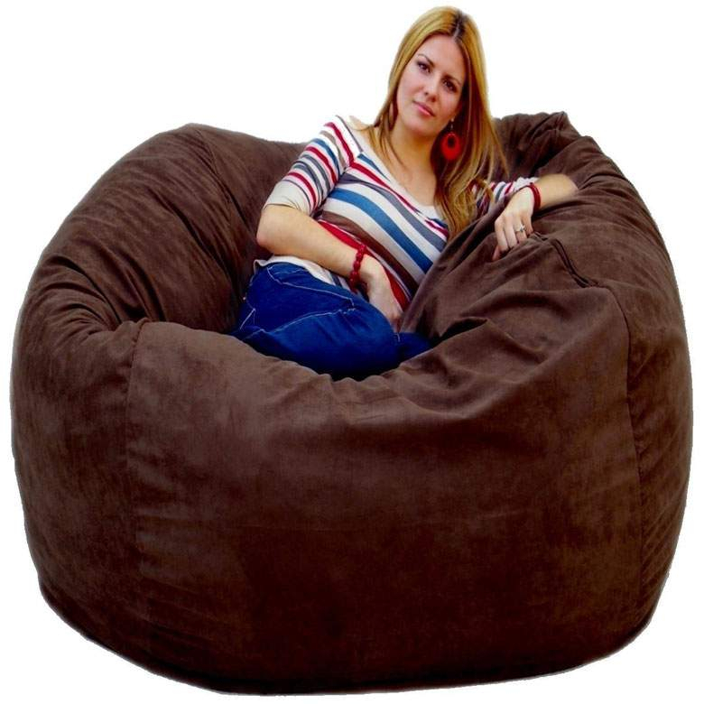 Best Bean Bag Chairs For Adults Ideas With Images Pertaining To Bean Bag Sofas And Chairs (Photo 7 of 15)