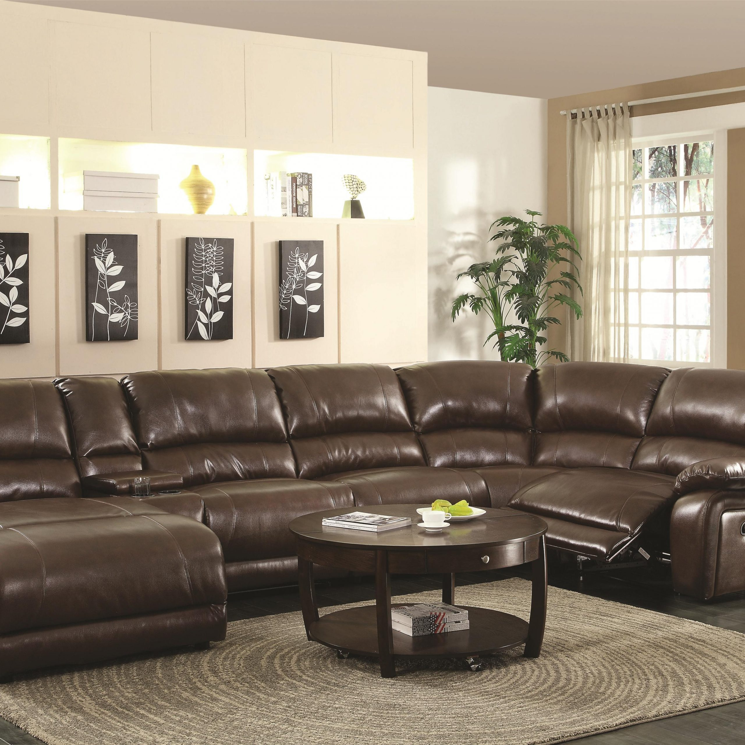 Best Sectional Sofas With Recliners And Chaise – Homesfeed Pertaining To Sofa Chairs For Living Room (View 11 of 15)