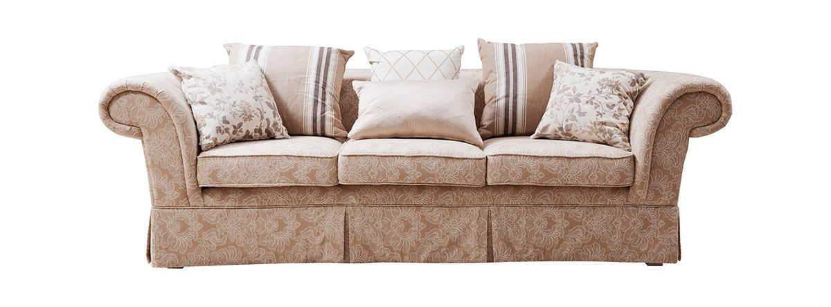 Bf8306 – Traditional French Country Sofa Intended For Country Sofas And Chairs (View 6 of 15)