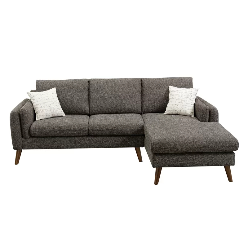 """Bicknell 93"""" Right Hand Facing Sectional In 2020 