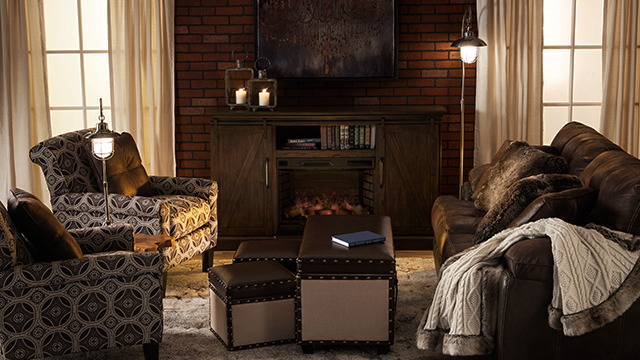 Bobs Furniture Hyattsville – Home Ideas And More Inside Navigator Gray Manual Reclining Sofas (View 1 of 11)