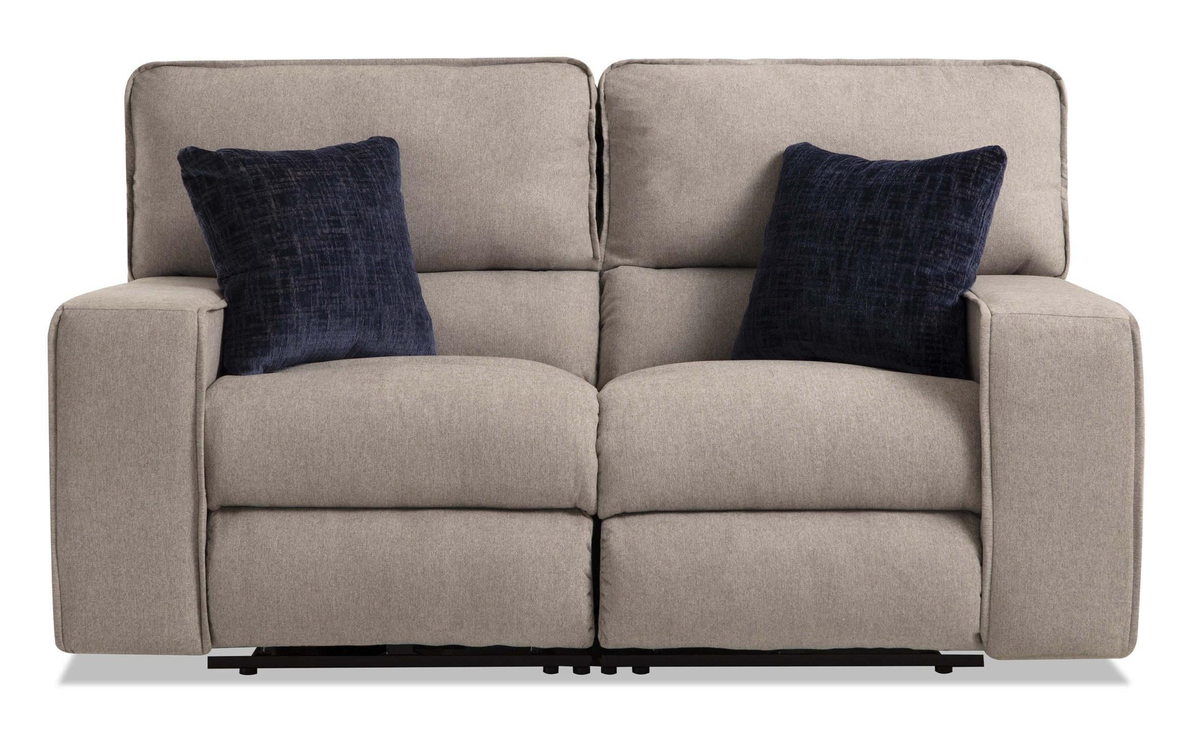 Bobs Furniture Reclining Sofas – Latest Sofa Pictures Within Trailblazer Gray Leather Power Reclining Sofas (View 10 of 15)