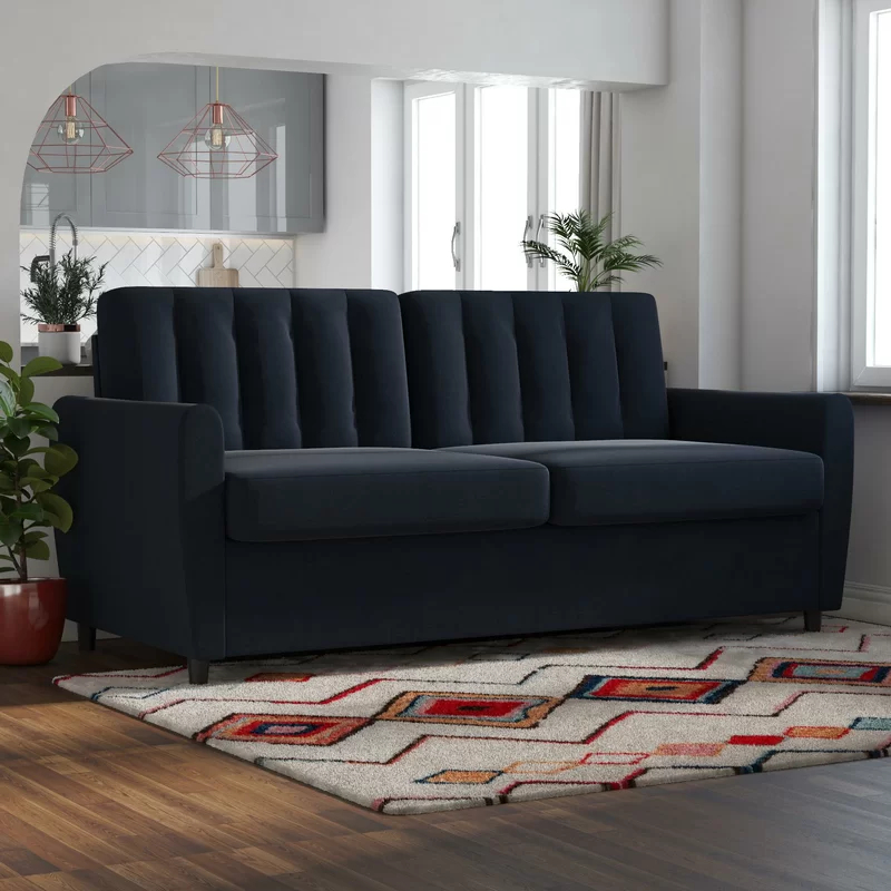 Brittany Sofa Bed Sleeper In 2020 | Sofa Bed Sleeper Within Brittany Sectional Futon Sofas (View 1 of 15)