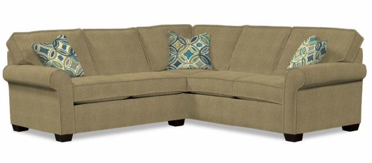 Broyhill – Ethan Sectional Sofa 1 Intended For Broyhill Sectional Sofas (Photo 4 of 15)