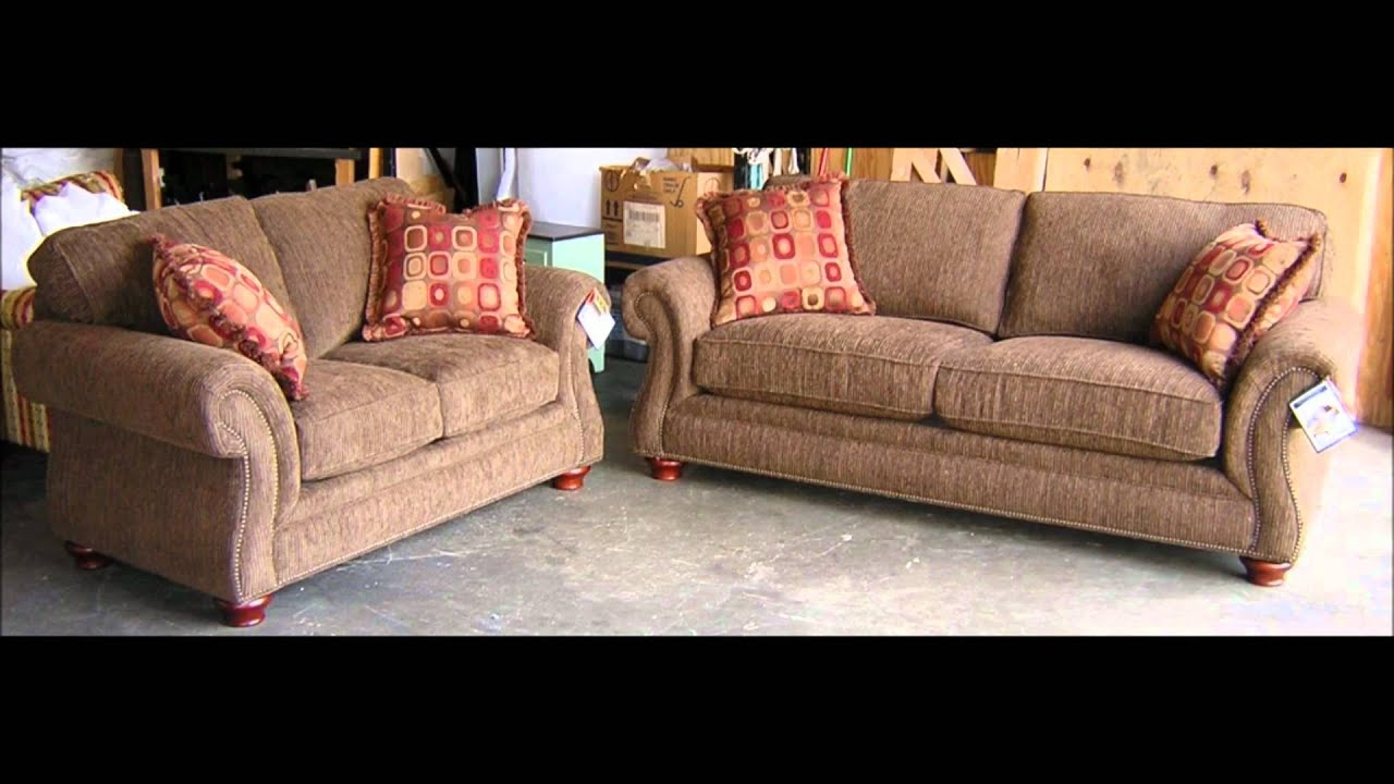 Broyhill Furniture Laramie Sofa, Sectional, Chair At Throughout Broyhill Sectional Sofas (Photo 3 of 15)