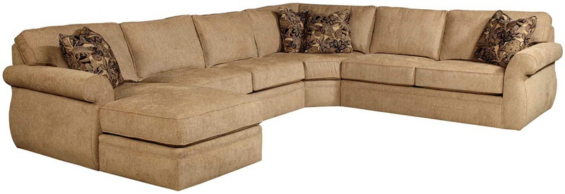 Broyhill – Veronica 3 Piece Sectional Sofa 1 Inside Broyhill Sectional Sofas (View 12 of 15)