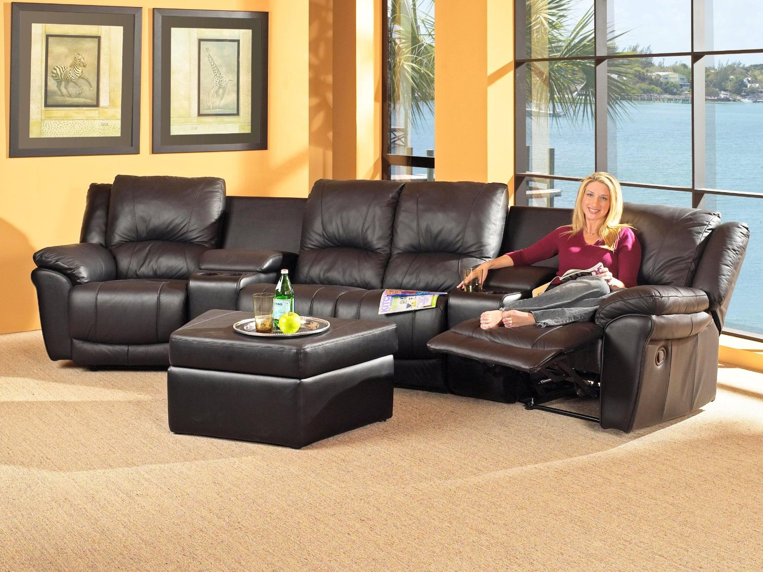 Buy Sofa: Small Sectional Sofa In Small Sofas And Chairs (View 13 of 15)