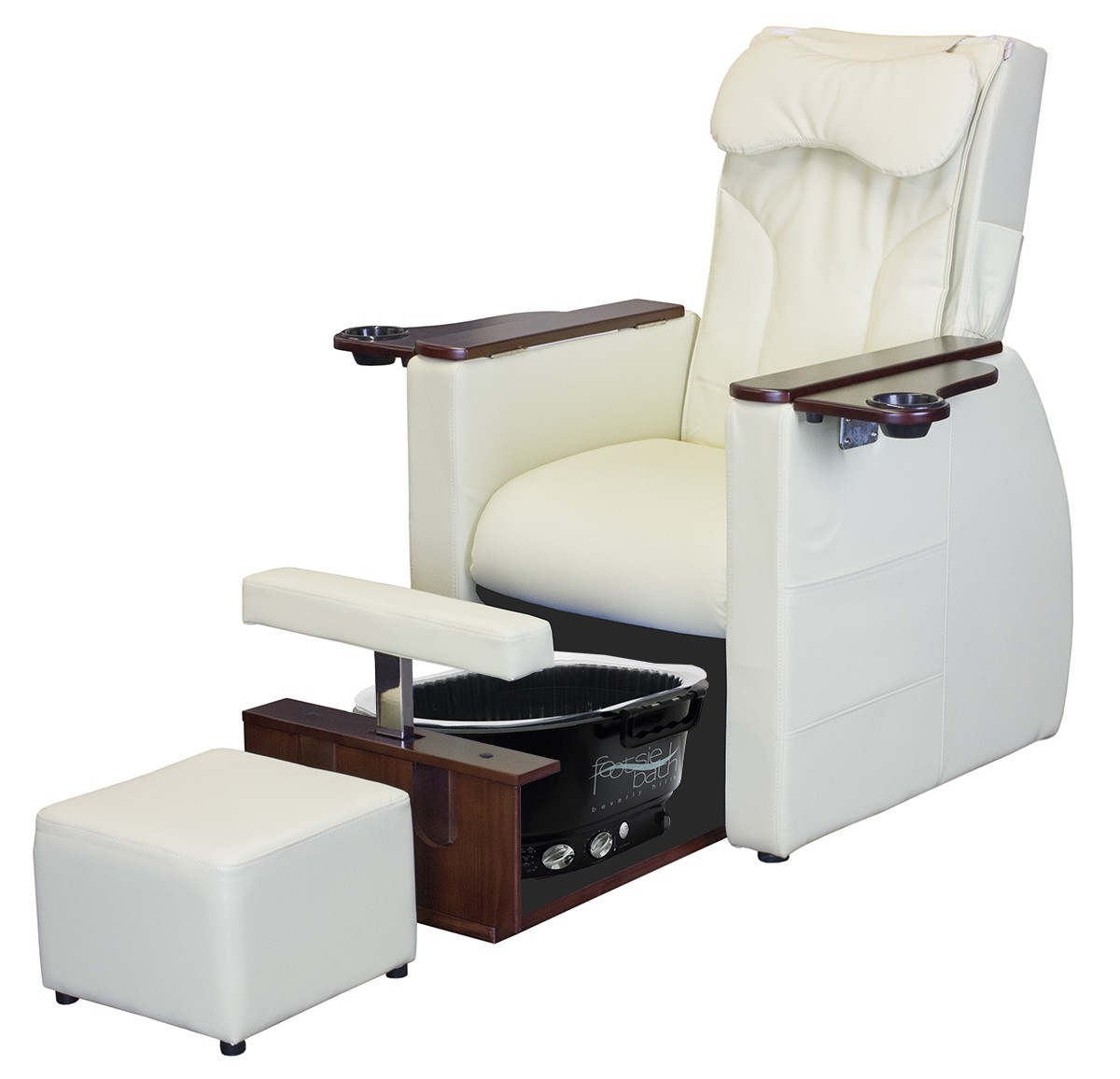 Calvin Pedicure Chair (No Plumbing Pedicure Spa For Sofa Pedicure Chairs (View 11 of 15)