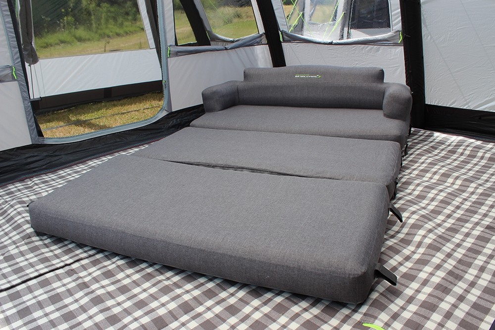 Campese 5 In 1 Premium Inflatable Double Camping Sofa Bed For Inflatable Sofas And Chairs (View 11 of 15)