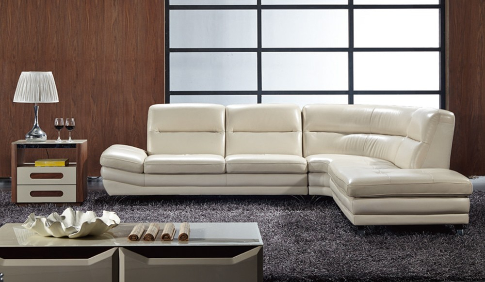 Carelli Leather Corner Sofa – Contemporary Style – Delux Deco Intended For Leather Corner Sofas (View 11 of 15)