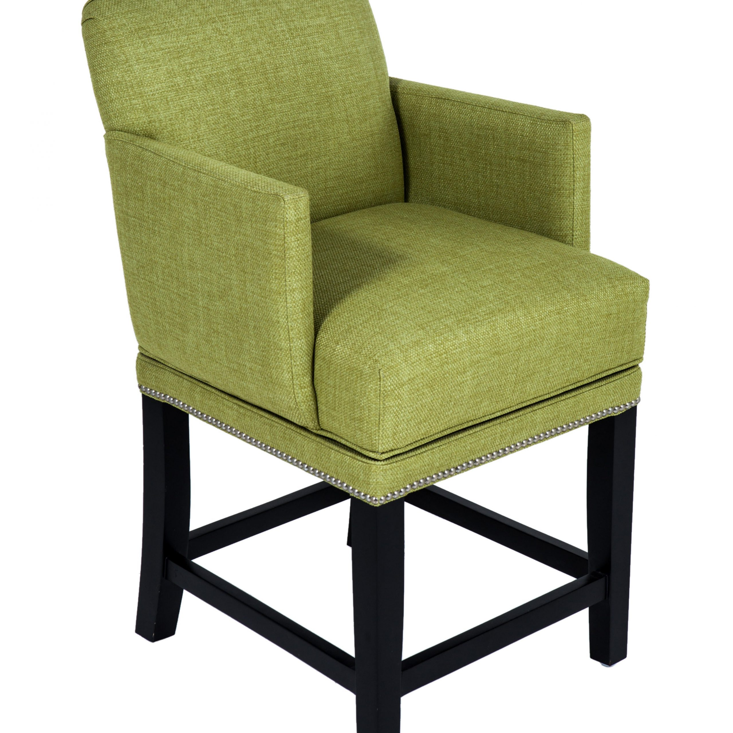 Chair Set Of Three Upholstered Swivel Chairs – Furniture Throughout Swivel Sofa Chairs (View 3 of 15)