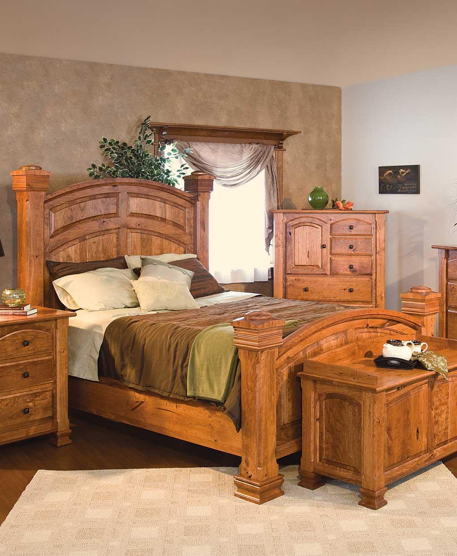 Charleston Bed – Amish Direct Furniture In Charleston Sofas (View 15 of 15)