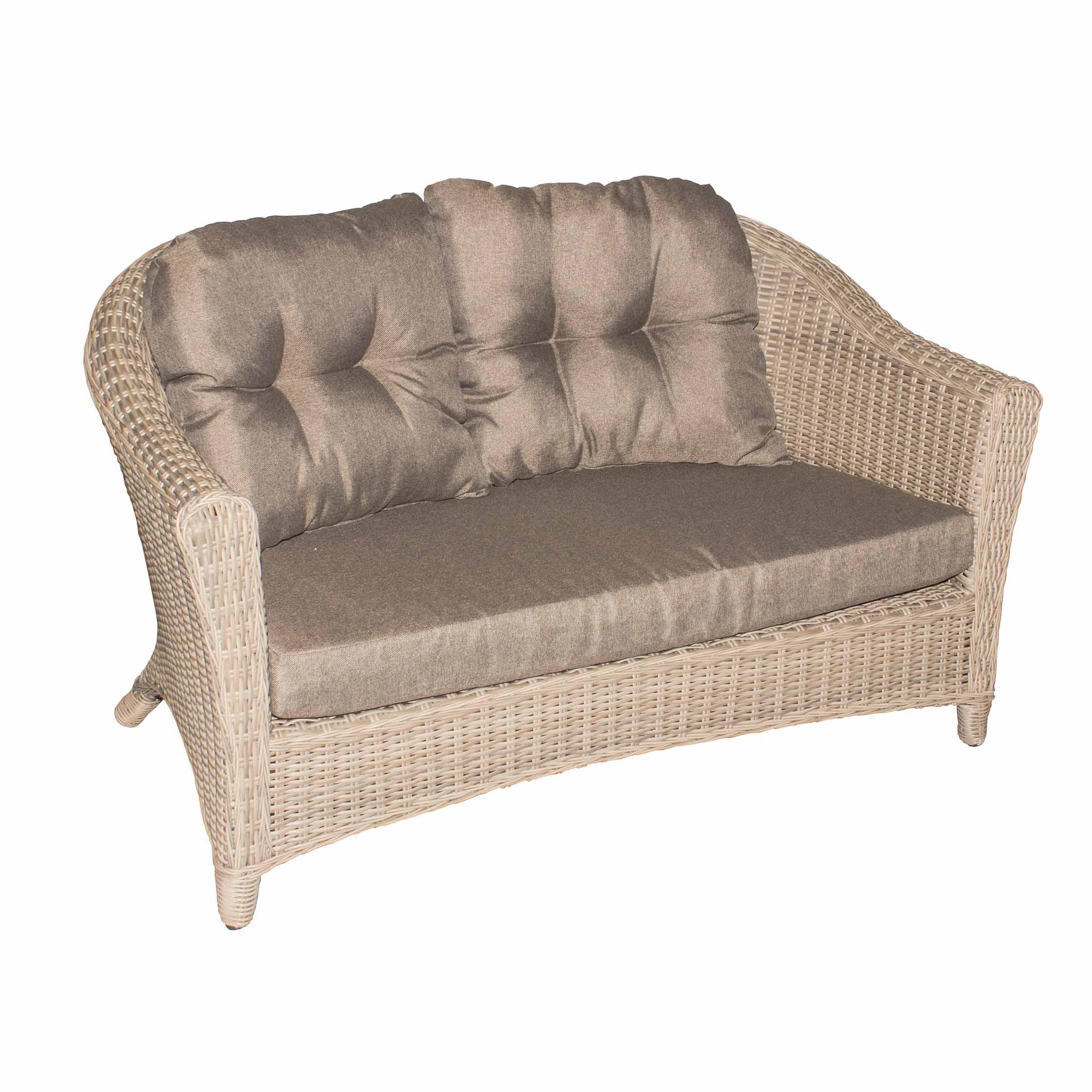 Charleston Lounge 2 Seater Sofa – Patio Warehouse For Charleston Sofas (View 6 of 15)