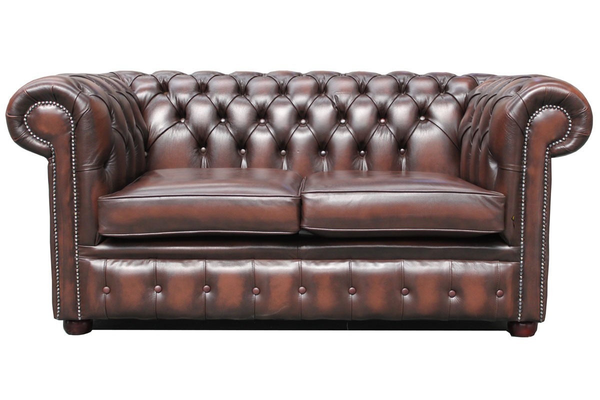 Chesterfield Sofa 2 Seater Regarding Chesterfield Sofas (View 5 of 15)