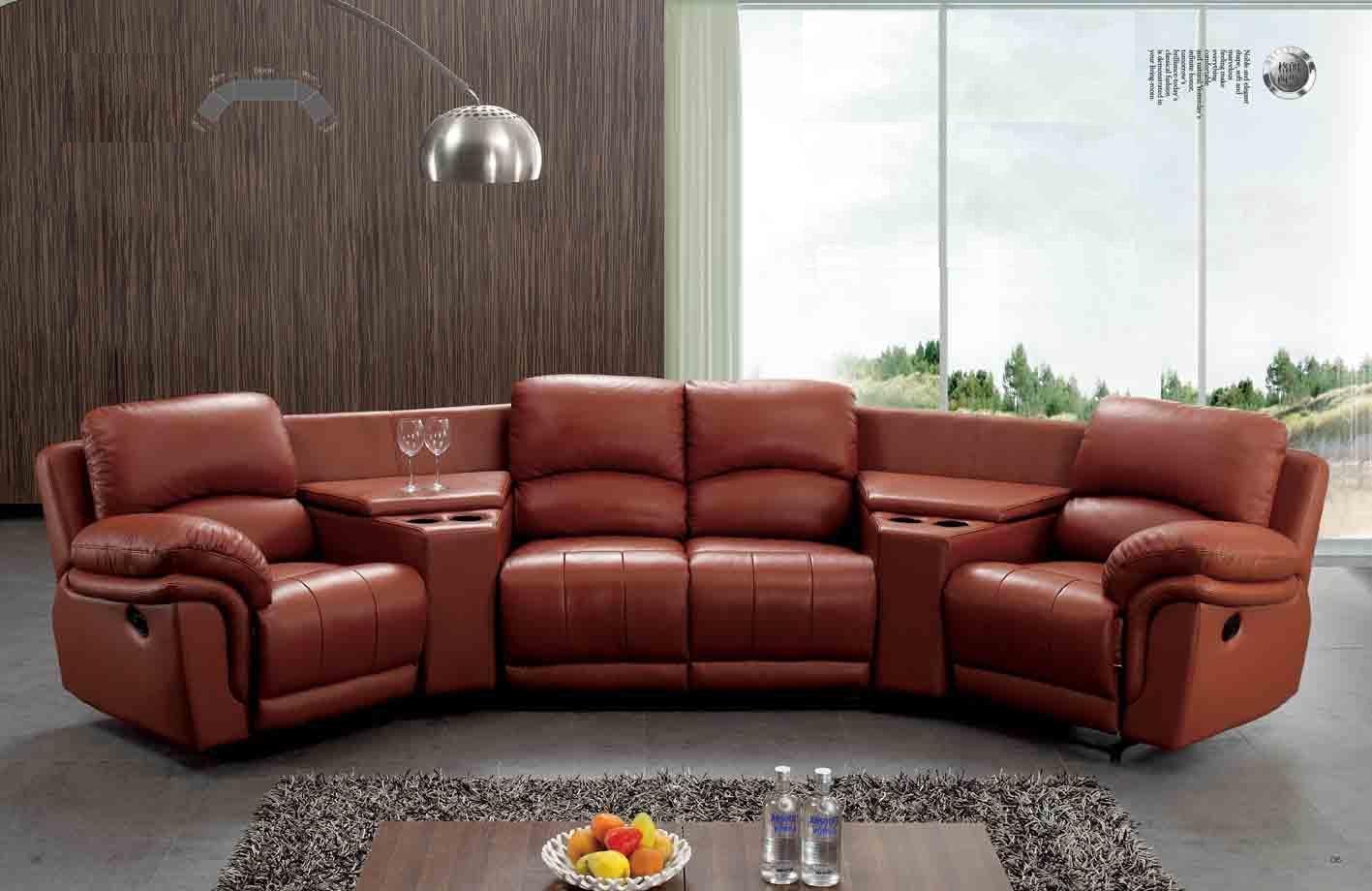 China Modern Design Electric Recliner Sofa (Ya 608 With Circular Sofa Chairs (View 8 of 15)