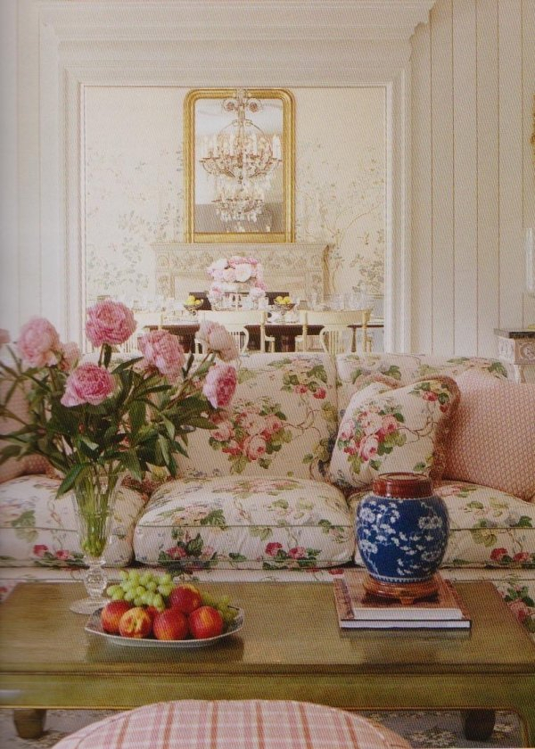 Chintz Couch – Chintz – A Perfect Pattern? You Decide! Pertaining To Chintz Sofas (View 11 of 15)
