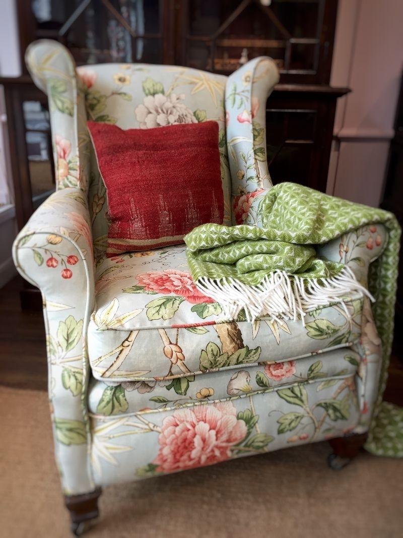 Chintz Fabric Sofas – Decordip Regarding Chintz Sofas And Chairs (View 2 of 15)