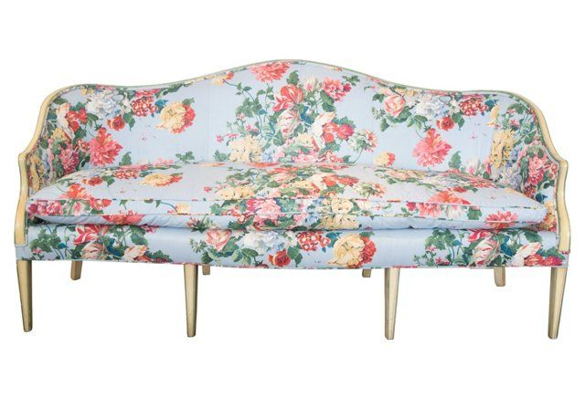 Chintz Sofa | Vintage Decor, Love Seat, Chintz In Chintz Covered Sofas (View 7 of 15)