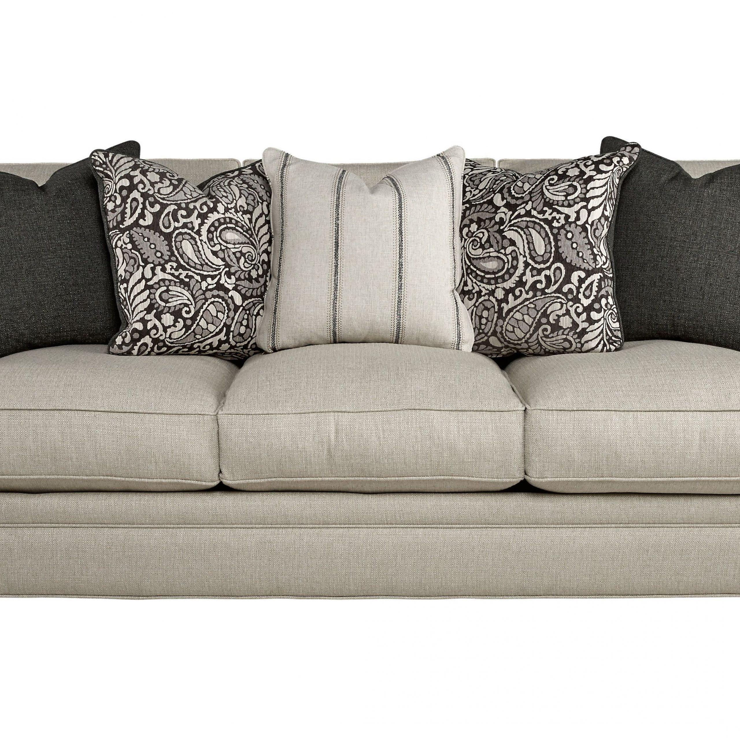 Cindy Crawford Home Bellingham Slate Sofa   Cindy Crawford With Regard To Cindy Crawford Sofas (View 2 of 15)