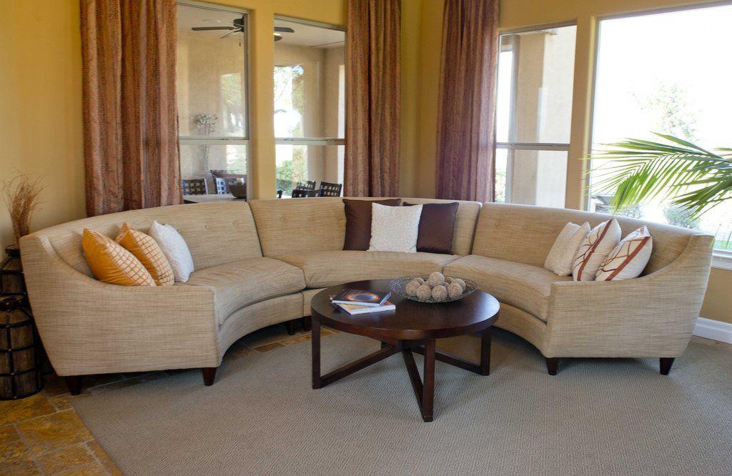 Circular Sectional Sofa | Sofa Design, Sectional Sofa In Circular Sofa Chairs (View 5 of 15)