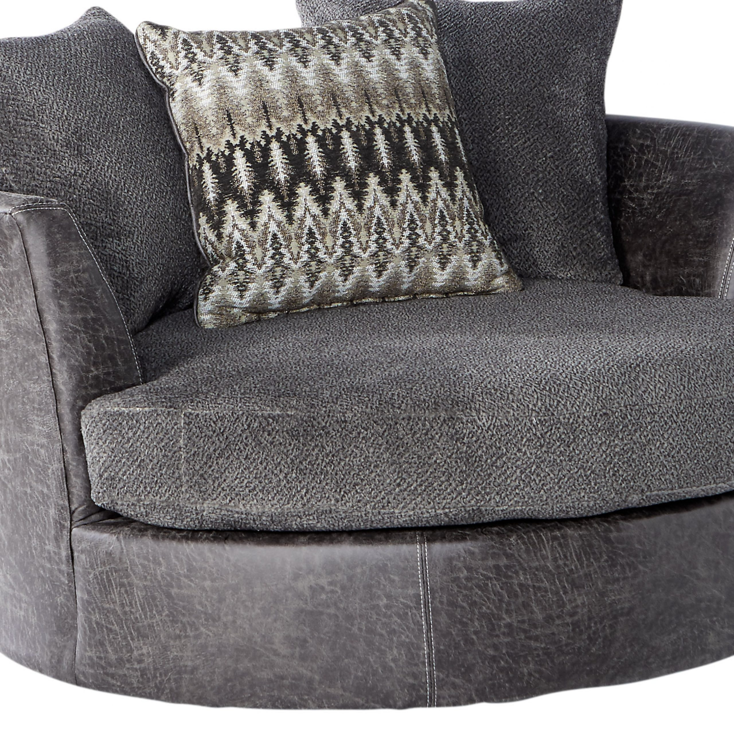 Circular Sofa Chair Fabulous Round Sofa Chair Living Room With Round Swivel Sofa Chairs (View 9 of 15)