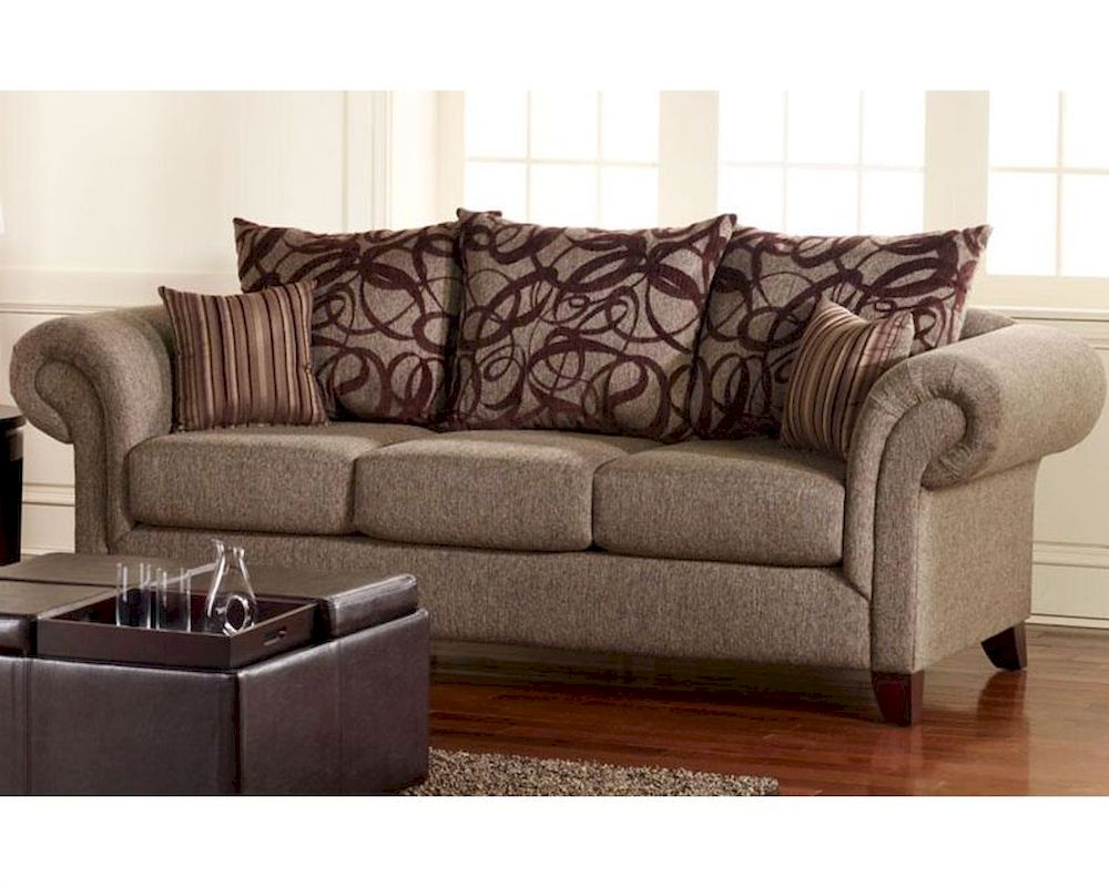 Coaster Casual Sofa Co 51004 5 S In Casual Sofas And Chairs (View 5 of 15)