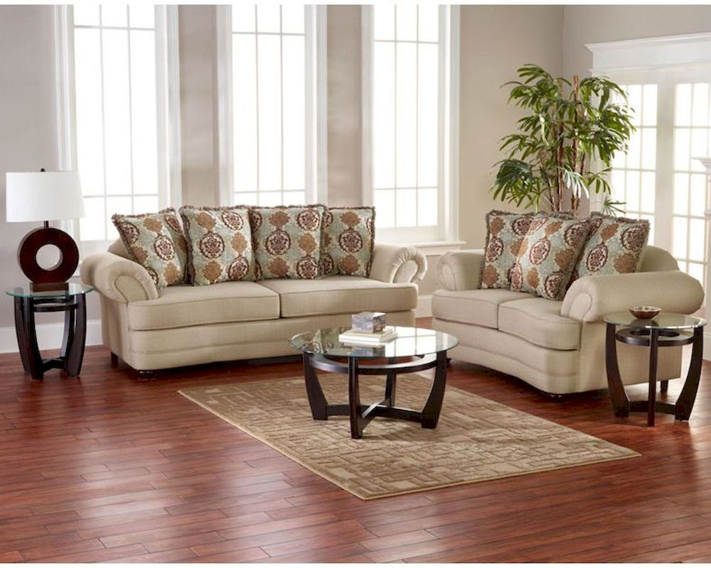 Coaster Casual Sofa Set Co 510021Set In Casual Sofas And Chairs (View 2 of 15)