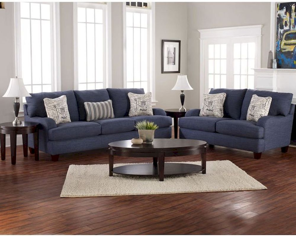 Coaster Casual Sofa Set Co 51006 7Set Lss In Casual Sofas And Chairs (View 3 of 15)