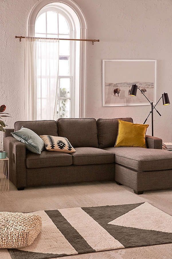 Collin Reversible Sectional Storage Sofa   Home, Living Intended For Palisades Reversible Small Space Sectional Sofas With Storage (View 11 of 15)