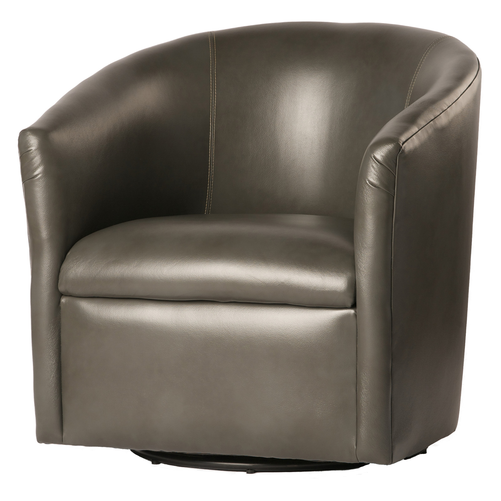 Comfort Pointe Draper Swivel Barrel Chair – Accent Chairs For Swivel Sofa Chairs (View 5 of 15)
