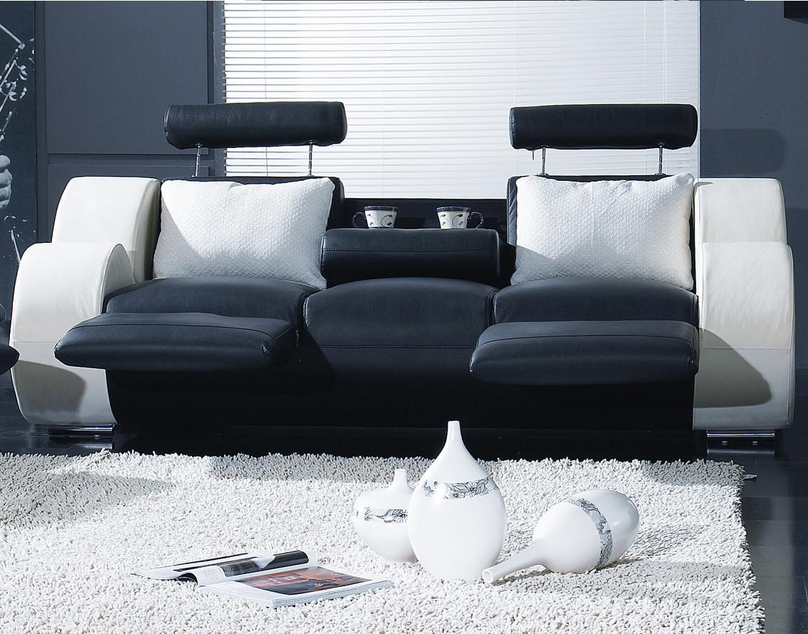 Comfortable Reclining Sofa For Resting Tired Body Pertaining To Comfortable Sofas And Chairs (View 9 of 15)