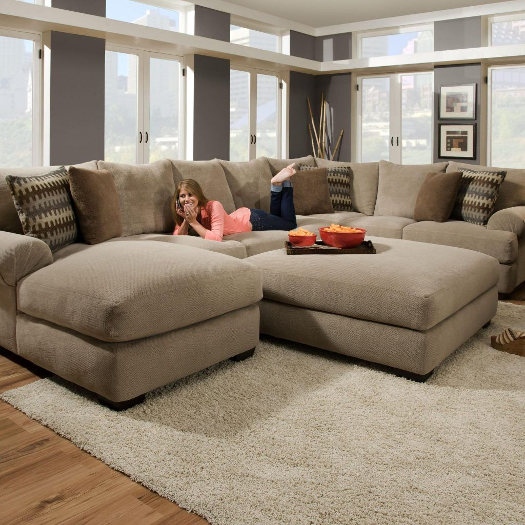 Comfy Sectional Sofas – Storiestrending Throughout Oversized Sofa Chairs (View 3 of 15)
