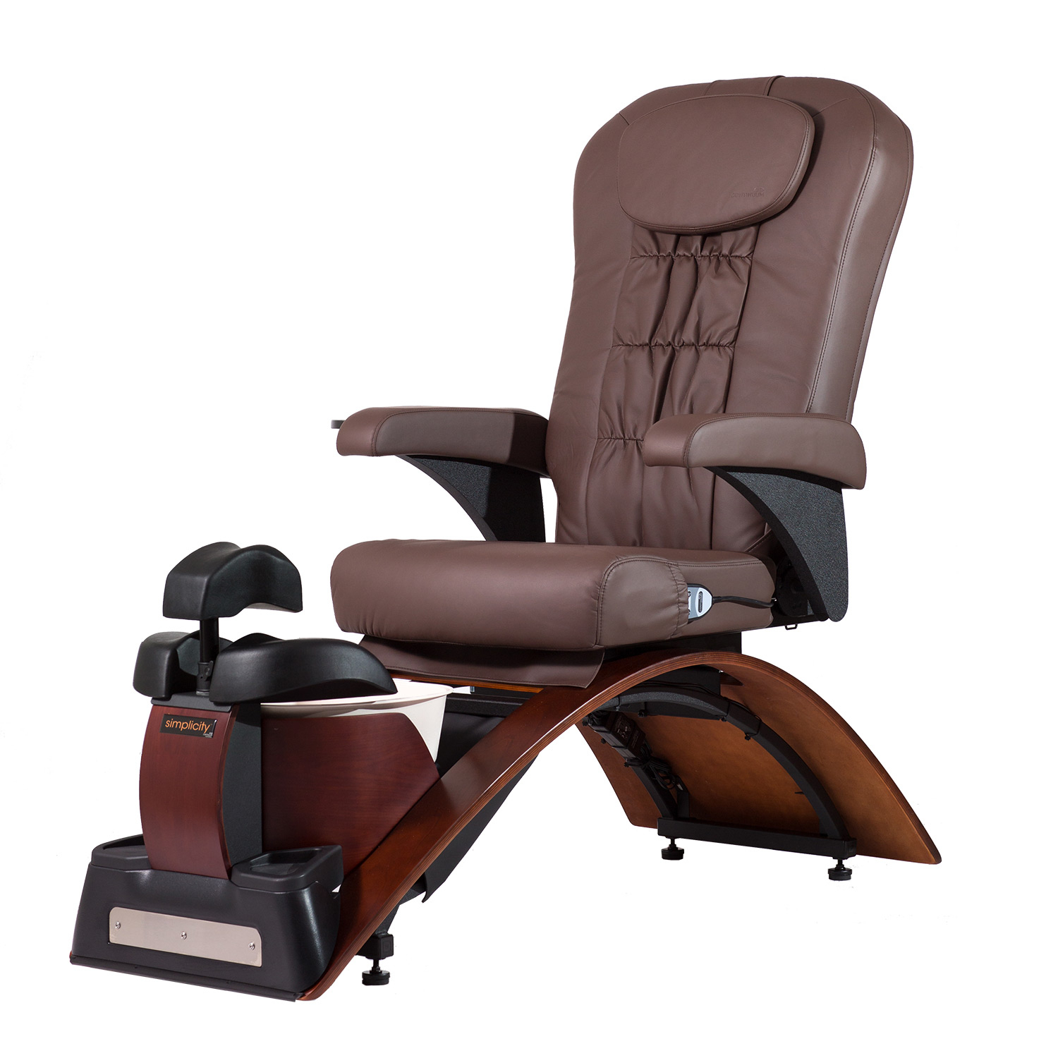 Continuum Simplicity Se Pedicure Spa Chair No Wall Plumbing Intended For Sofa Pedicure Chairs (View 2 of 15)