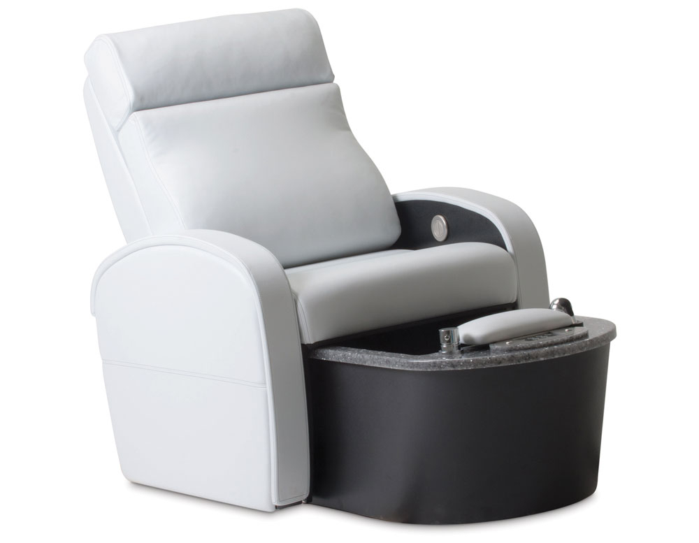 Contour Pedicure Chair | Pedicure Chairs | Nail Salon Intended For Sofa Pedicure Chairs (View 6 of 15)