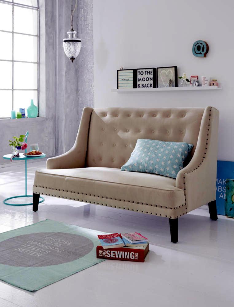 Cream Colored Sofa   Interior Design Ideas – Ofdesign With Regard To Cream Colored Sofas (View 8 of 15)