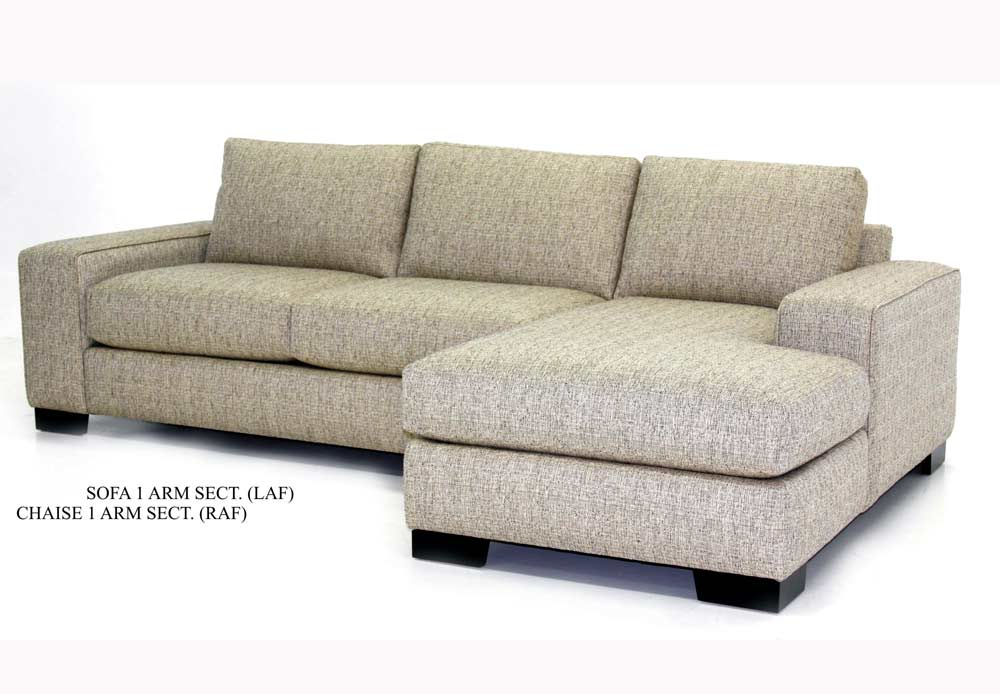 Custom Fabric Sectional Sofa Avelle 057   Custom Sofas With Regard To Custom Made Sectional Sofas (View 11 of 15)