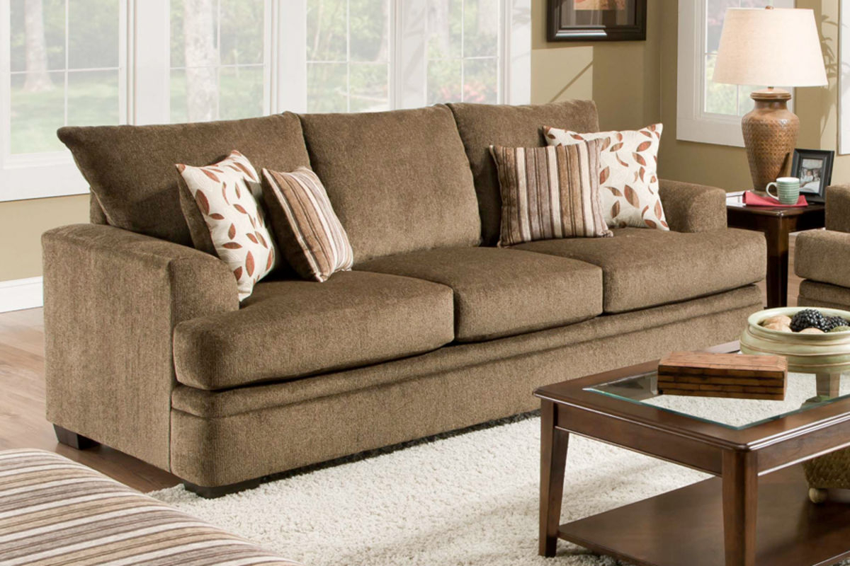 Deep Sofas Comfortable Fairmont Designs Made To Order For Comfortable Sofas And Chairs (View 1 of 15)