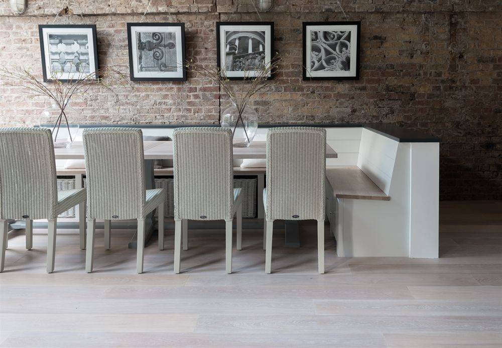Dining Chairs | Lloyd Loom Chair, Dining Room Design With Debbie Coil Sectional Sofas (View 15 of 15)