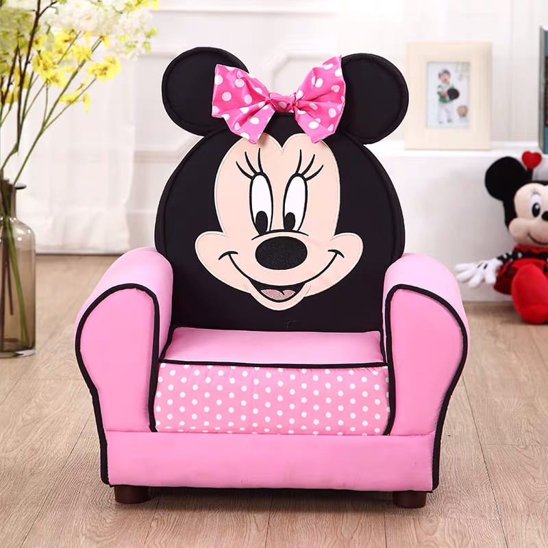 Disney Mickey Mouse Kids Sofa   Kids Furniture   Toys 4 You With Regard To Disney Sofa Chairs (View 12 of 15)